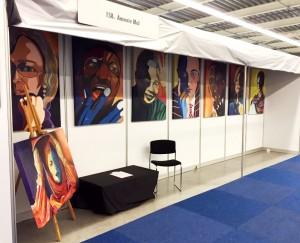 Annerie op de Amsterdam Art Fair